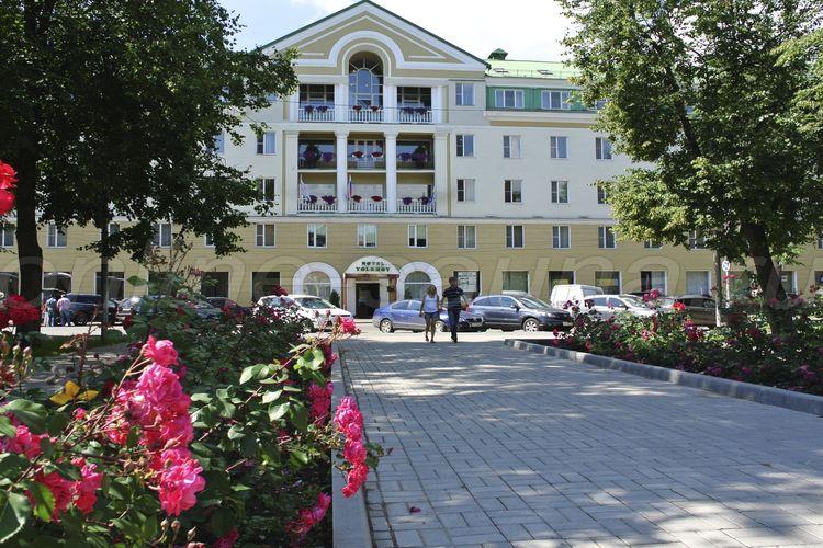 Волхов, отель